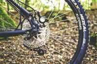 bicycle bike blur brake